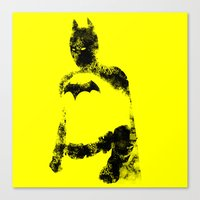 bats Canvas Prints featuring Bats!! by Darthdaloon