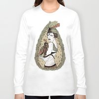 circus Long Sleeve T-shirts featuring Circus by Lola Beltrán