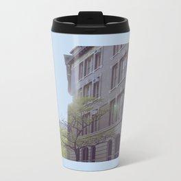 Greenwich Village Metal Travel Mug
