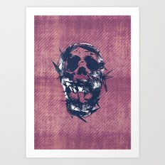 Death in Parts Art Print