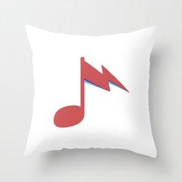 Thunder & Lightning Throw Pillow