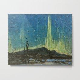 Northern Lights - Tom Thomson Metal Print
