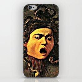 The Head of Medusa iPhone Skin