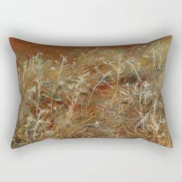 "John Singer Sargent ""Thistles"" Rectangular Pillow"