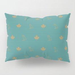 Maple Leafs - Rain Pillow Sham