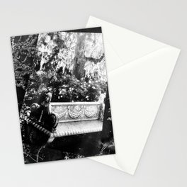 huntington solitude - the huntington botanical gardens, san marino Stationery Cards