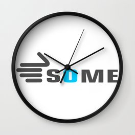 Handsome Wall Clock
