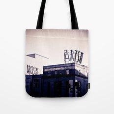 Arts on Broad Tote Bag