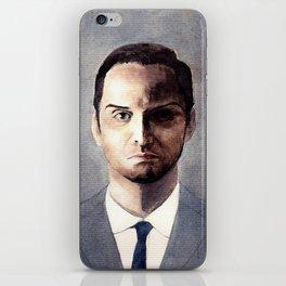 Jim Moriarty iPhone Skin