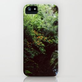Swiss Family Treehouse iPhone Case