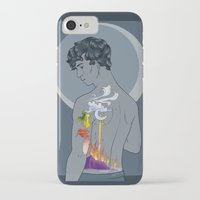 tattoos iPhone & iPod Cases featuring Tattoos by barbitone