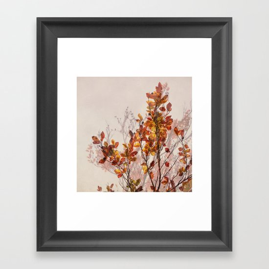 autumn symphonies II Framed Art Print