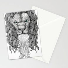 Gentleman Lion Stationery Cards