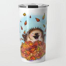 Fall Hedgie 2 Travel Mug