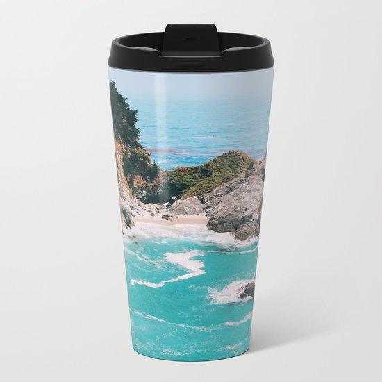Mcway Falls Metal Travel Mug