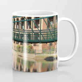 Red Brick Reflections Coffee Mug