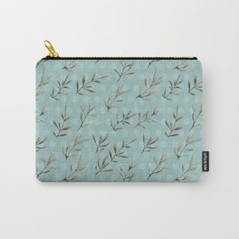 Cool floral pattern in the style of Provence Carry-All Pouch
