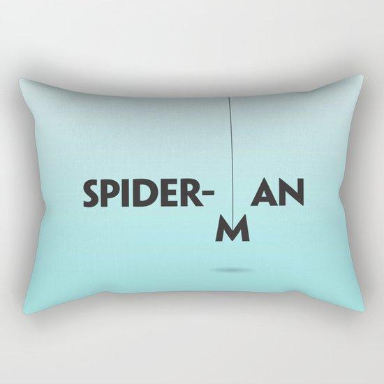 Spider-man Rectangular Pillow