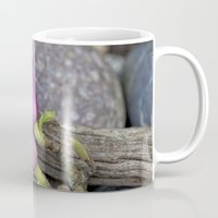 magnolia Mugs featuring Magnolia by LebensART Photography