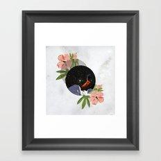 Hawaiian Space Marbles Framed Art Print