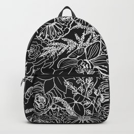 Flower Jungle Backpack