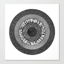 Patience Rings 1 Canvas Print