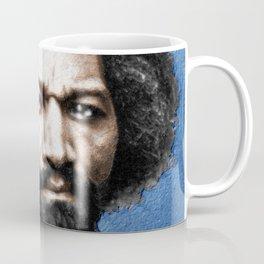 Frederick Douglass Painting Black Lives Matter Coffee Mug