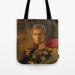 Sir Ian McKellen - replaceface Tote Bag