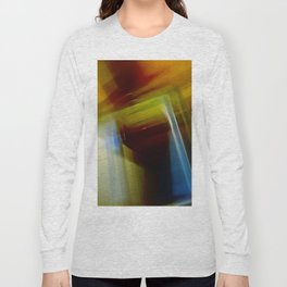 Abstract Composition 420 Long Sleeve T-shirt