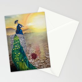After the Burn Stationery Cards