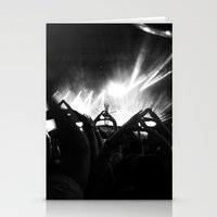 30 seconds to mars Stationery Cards featuring 30 Seconds to Mars by My own little world