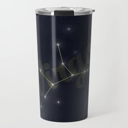 Virgo Constellation - Zodiac Travel Mug