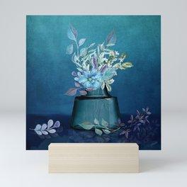 The Moods of Blue Mini Art Print