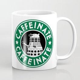 Dalek Caffeinate Coffee Mug