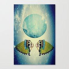 Planet Uranus Canvas Print