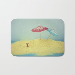 Doggy island Bath Mat