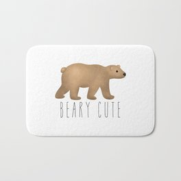 Beary Cute Bath Mat