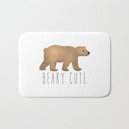 Beary Cute Bath Mat