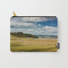 Fields of piece Carry-All Pouch