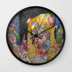 6am Wall Clock