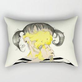 BB cream Rectangular Pillow
