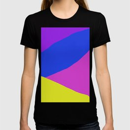 Stripes and Triangles T-shirt