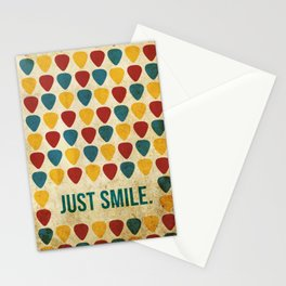 Just Smile. Stationery Cards