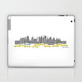 New York City Panoramic Laptop & iPad Skin