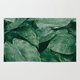 Leaves II Rug