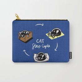 Kitty Sleep Cycle Carry-All Pouch