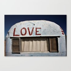 Love All People Canvas Print