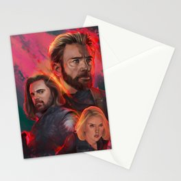 The Trinity Stationery Cards