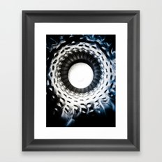 The Longer I Run, The Less I Find Framed Art Print