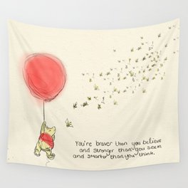 Winnie the Pooh Wall Tapestry